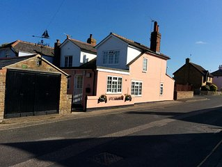 Two Bedroom 18th Century Cottage in the beautiful village of Heybridge Basin.