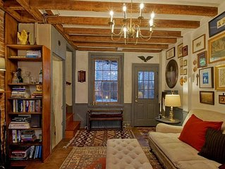 The Historic & Walkable Philadelphia Washington Square West Home (2 bed/2 bath)
