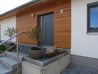Hochwertig und modern ausgestattetes Ferienhaus, 4-Sterne, barrierefrei