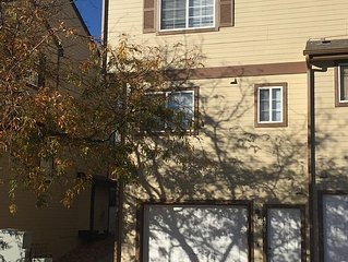 Newly remodeled Town home only minutes from Downtown Denver!
