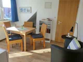 Wohnung 3 mit Balkon Nähe  Südstrand , tierfrei