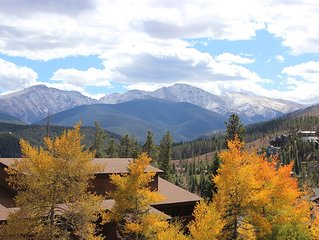 Beautifully Appointed Condo With Spectacular Views In Winter Park, Colorado.