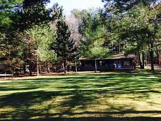 Perfect Brainerd Cabin on Upper South Long Lake for Friends and Family Getaway!