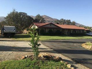 Three Rivers Ranch Home