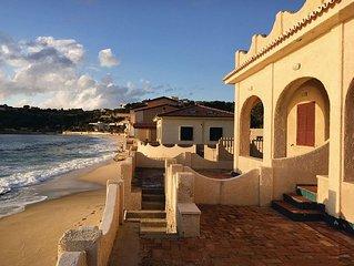 Villa Leone, a 5 metri dal mare!
