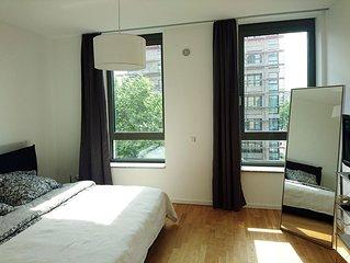Charming modern Apartment 73qm, very central