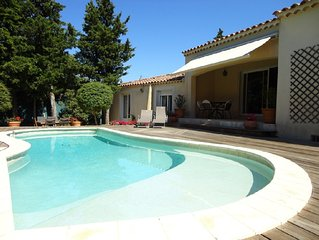 Pretty charming villa, 4 people, 2 bedrooms, very quiet, renovated in 2016