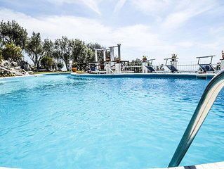 Villa-sea view-parking-swimming pool-wifi-air conditioning