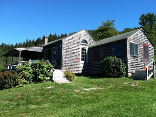 Beautiful Private Cottage on Mt Desert Island, Shorefront, near Acadia Park