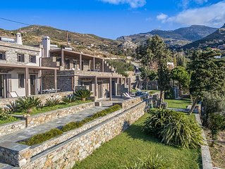 Elia villas.Beautiful houses with fantastic see view .