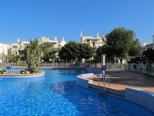 Two bedroom in the heart of Cabo de Palos