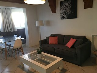 AT 70 Cheerful apartment for 4 to 6 people at sea trouville