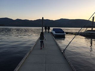 Brand New Luxury Lake Cowichan Cottage Rental