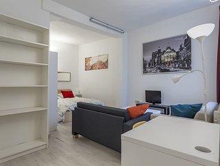 Centrico y confortable apartamento