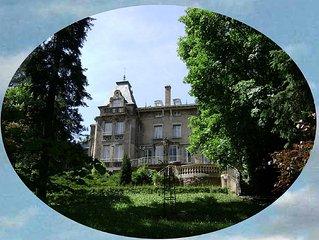 Un Manoir à Tarare dans le Beaujolais aux portes de Lyon