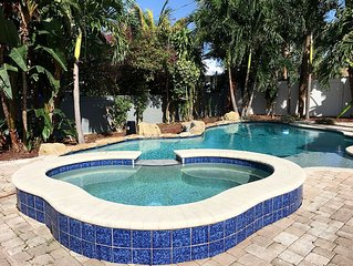 Ft. Lauderdale - relaxing retreat in great location