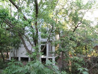 1st Flr Apt in Native Woods, Next to Bayou Trails, Washington St / Heights Area