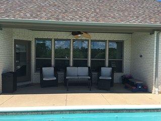 Summer Getaway Pool Oasis