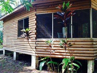 Log Cabin Eco Monkey Reserve