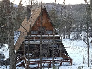 Windham Mountain A Frame Ski House