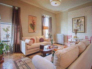 Beautifully Furnished Brooklyn Park Slope Apartment