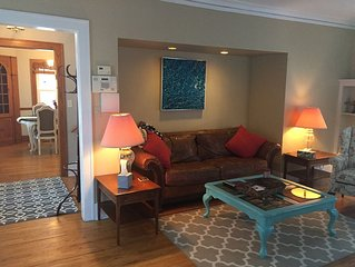 Closest house to St. Marys Hospital! 1 block walk! Save time & money on parking!