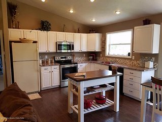 Relaxing home, close to attractions