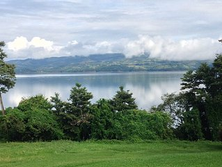 Lake Arenal, Lake Front Studio, in Gated Community, Puerto San Luis