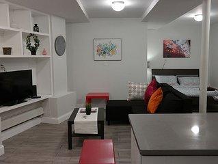 Ground floor studio- 15 min from Manhattan