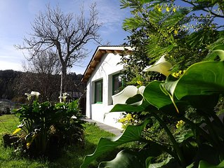 A Delightfully Bright & Airy Place To Stay. Situated In A Beautiful River Valley