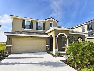 Beautiful 5 Bed Gated Pool Home At Solterra Resort From $140/nt!