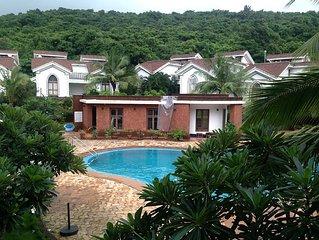 Pool Facing Boutique Apartment in Arpora/Baga/ Anjuna 1109