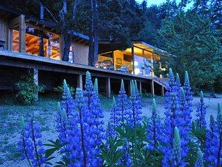 Gorgeus House over the Lake
