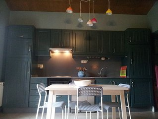 Apartment 92B, Beach, on the Camino de Santiago. English