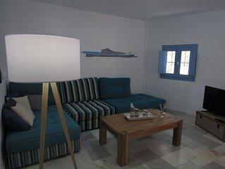 confortable casa con jardin en Cabo de Gata