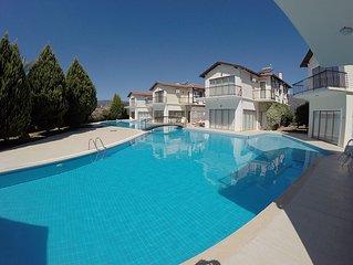 Luxury Villa With The Largest Pool In Uzumlu!