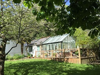 The Studio, just a short walk to the beach, ideal for walkers and dog lovers
