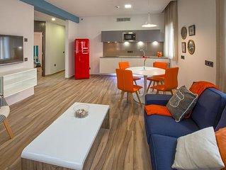 Marina Suite  2 dormitorios en Las Palmas de Gran Canaria
