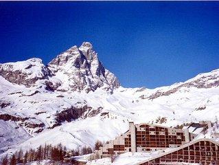 Uscita autonoma sulla neve, 5 posti letti!  Private exit to the snow, 5 beds!