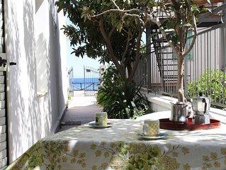 Apartment Cala Gonone on the beach Palma mono