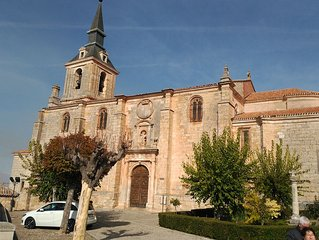Lerma, pueblo más bonito de España.Desayuno incluido.....