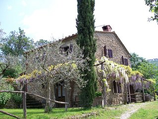 Private Pool & Cottage for 6 in Secluded Hamlet Spectacular Views 7 km to Corton