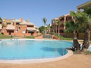 Villa In Mar De Cristal, exclusive small enclosed development close to Mar Menor
