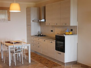 Appartamento vista mare a 10 km da Taormina
