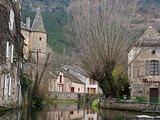 Beautiful Renovated Medieval Town House Near The Gorge Du Tarm Cevennes Park Sle