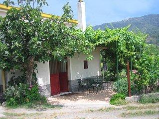 Frabinari: heel leuk gelegen landelijk siciliaans boerenhuis met zwembad.