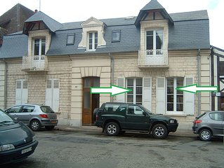 holiday apartment rental in Cabourg
