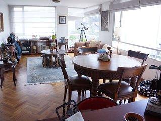 Cozy heartwarming flat/ Acogedor y amigable dept.