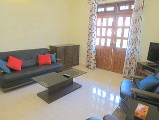 33) Spacious Apartment, Regal Palms, Candolim & WiFi