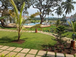 Fully Furnished Studio Apartment in The Serenity of Siolim